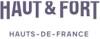 Logo - Haut & Fort - Hauts-de-France